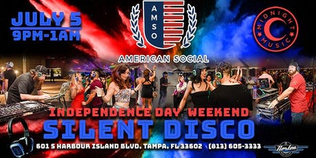 Independence Day Weekend Silent Party tickets