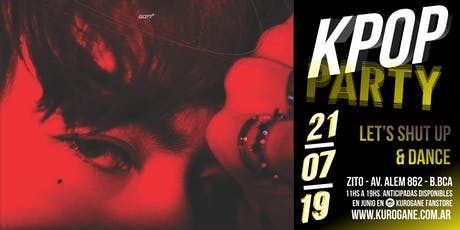 KPop Party 21/07 Bahía Blanca tickets