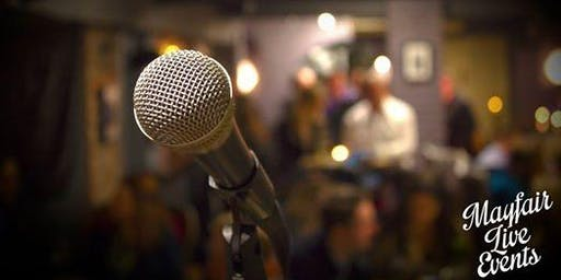 Stand-Up Comedy at The Shoreditch Town Hall