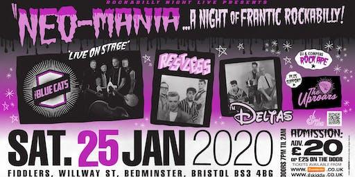 Neo-Mania - A Night of Frantic Rockabilly
