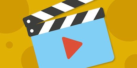 Workshop Creëer je eigen videocontent tickets