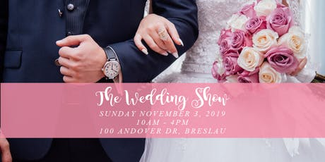 The Wedding Show tickets