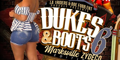Marksville Dukes and Boots 6 Zydeco Edition
