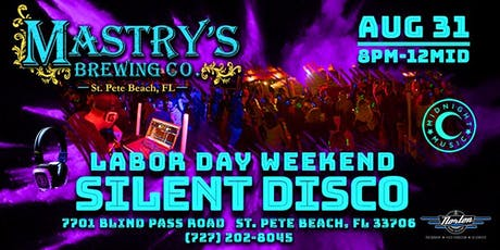 Labor Day Weekend Silent Party tickets