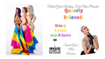 """""""Naked Girls Reading: Queerly Beloved"""""""