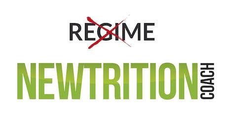 Webinaire d'information : Présentation du concept Newtrition Coach billets