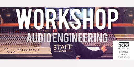 WORKSHOP: Mixing Urban - Pop