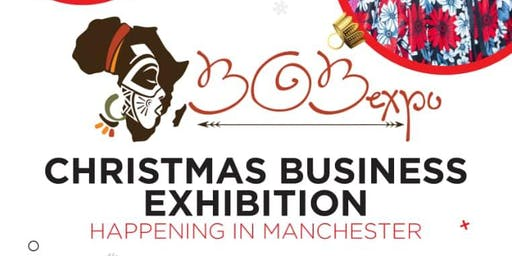 BOBExpo Christmas Business Exhibition 2019