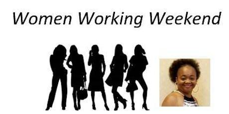 Chi-Town Working Women Weekend   (CHITWNWOM) tickets