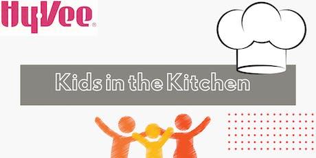 Kids in the Kitchen | June tickets
