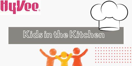 Kids in the Kitchen | June