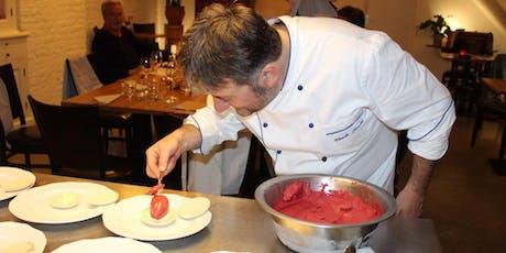 """Französischer Kochkurs """"Aus Küchen und Kellern des Burgunds"""" Tickets"""