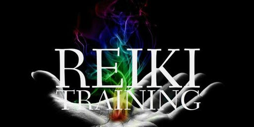Reiki Level 1 & 2 Training and Certification