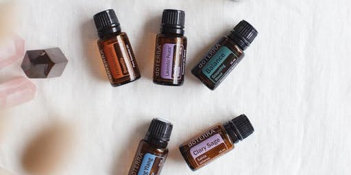 Balance your Hormones Balance your Life (naturally with Essential Oils)