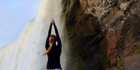 Namaste Niagara - Yoga tickets