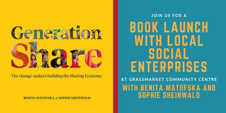 Generation Share Book Launch with Benita Matofska and Sophie Sheinwald tickets