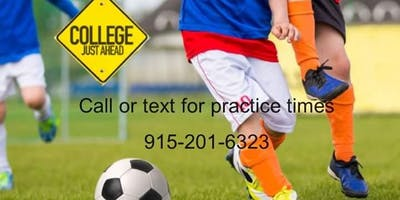 Summer Soccer Camp July 2019