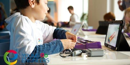 LEGO-ROBOTICS Workshop for Kids- 6 to 14 yrs at Erin Mills Town Center!