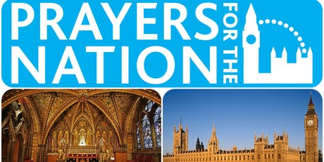 Prayers for the Nation - Party Conference Update tickets