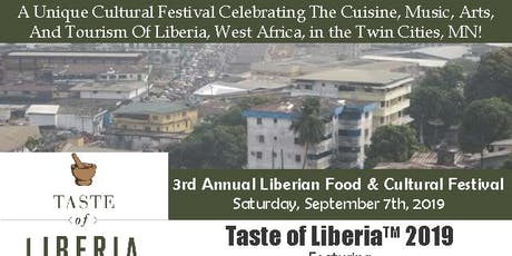 Taste of Liberia 2019 tickets