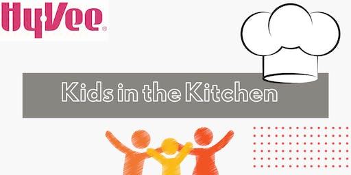 Kids in the Kitchen | July