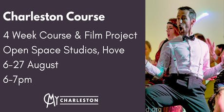 4 week Summer Charleston Course & Film Project: Brighton tickets