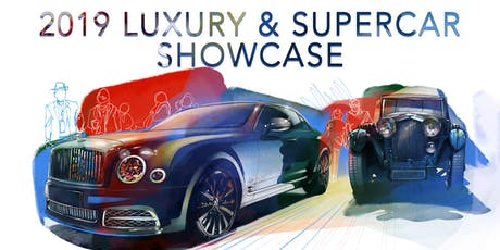 2019 Park Place Luxury & Supercar Showcase tickets