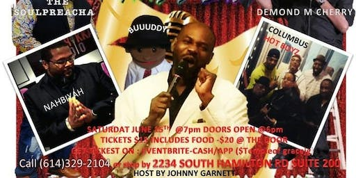 A time to Laugh - Father Day Comedy Show