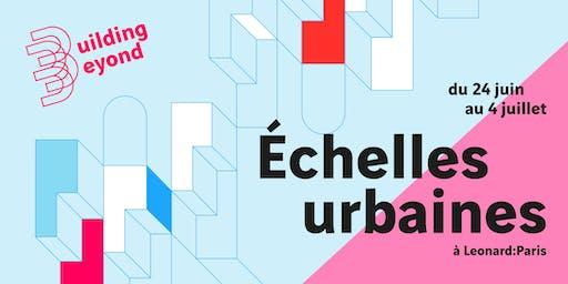 Soirée de clôture :  musiques électroniques et urbaines