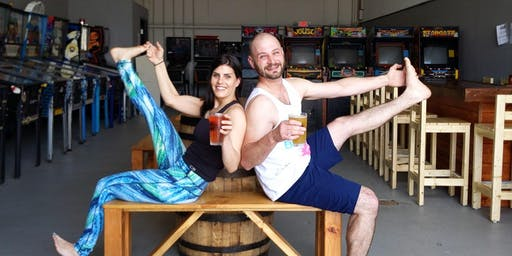Yoga At The Taproom