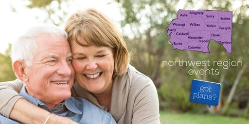 """Got Plans?"" Advance Care Planning Workshop in Mocksville, NC"