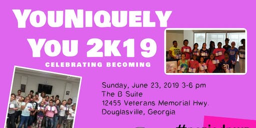 YouNiquely You - Douglasville 2k19