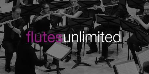 Flutes Unlimited - Summer Concert