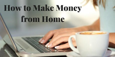 Make Money from Home: How to Setup the Best Passive Income From Home 012 tickets