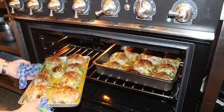 """Französischer Kochkurs """"Sterneküche zum Fest - Rezepte von Sterneköchen"""" Tickets"""