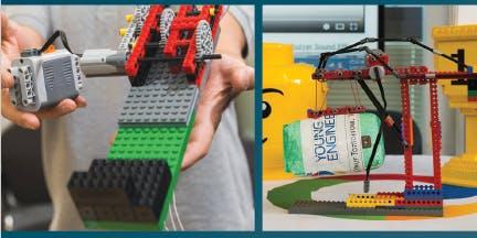 LEGO-ROBOTICS Workshop for Grown-ups at Erin Mills Town Centre!