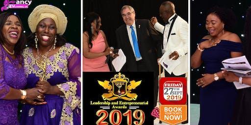 EPRA- Leadership and Entrepreneurial Awards 2019