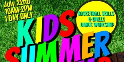 FREE !!  BASKETBALL SKILLS & DRILLS CAMP - DANCE WORKSHOP