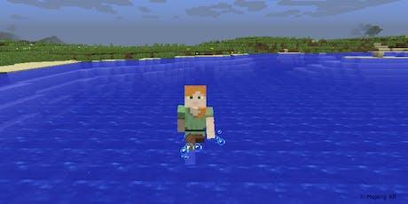 Minecraft-Workshop Unterwasser Tickets