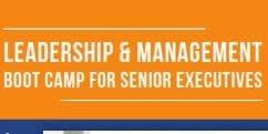 Leadership & Management Bootcamp for Senior Executives (Nairobi- Residential)