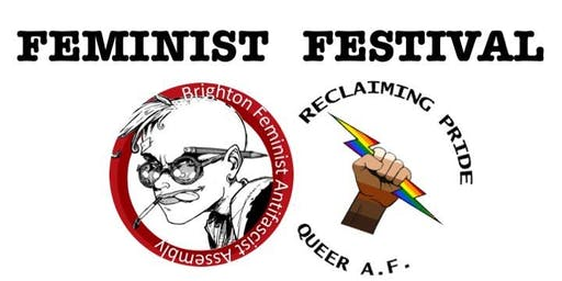 Big Feminist DAY Festival (FUNDRAISER)