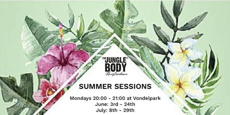 The Jungle Body Amsterdam - Summer Sessions tickets