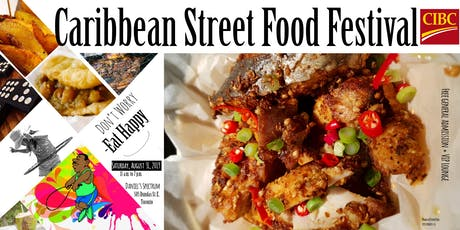 Caribbean Street Food Festival tickets