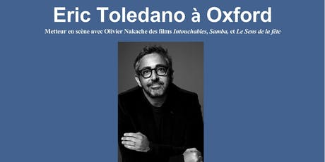 Eric Toledano à Oxford tickets