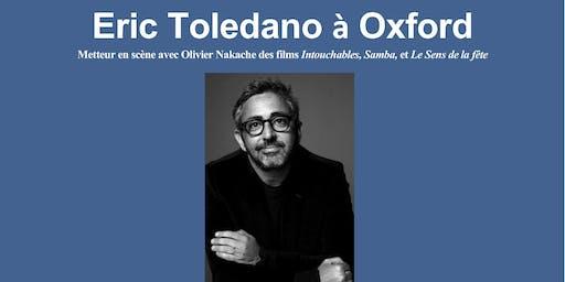 Eric Toledano à Oxford