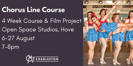 4 week Summer Chorus Line Course & Film Project: Brighton tickets