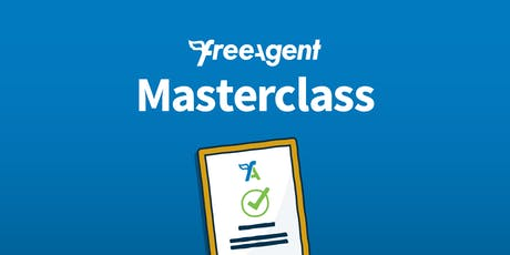 FreeAgent Masterclass - Dundee  tickets