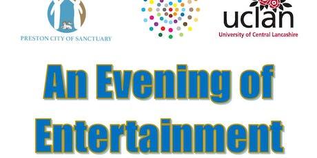 Refugee Week - An Evening of Entertainment tickets
