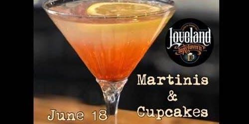 Martinis & Cupcakes