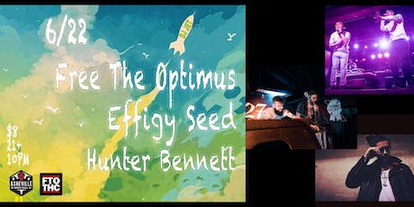 AVL Hip-Hop Showcase ft. Free The Optimus. FTO, Effigy Seed & Hunter Bennett | Asheville Music Hall tickets